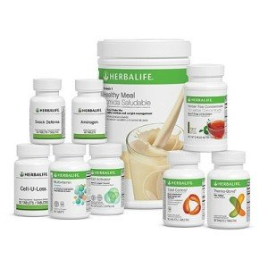 Ultimate Herbalife Weight Loss Program