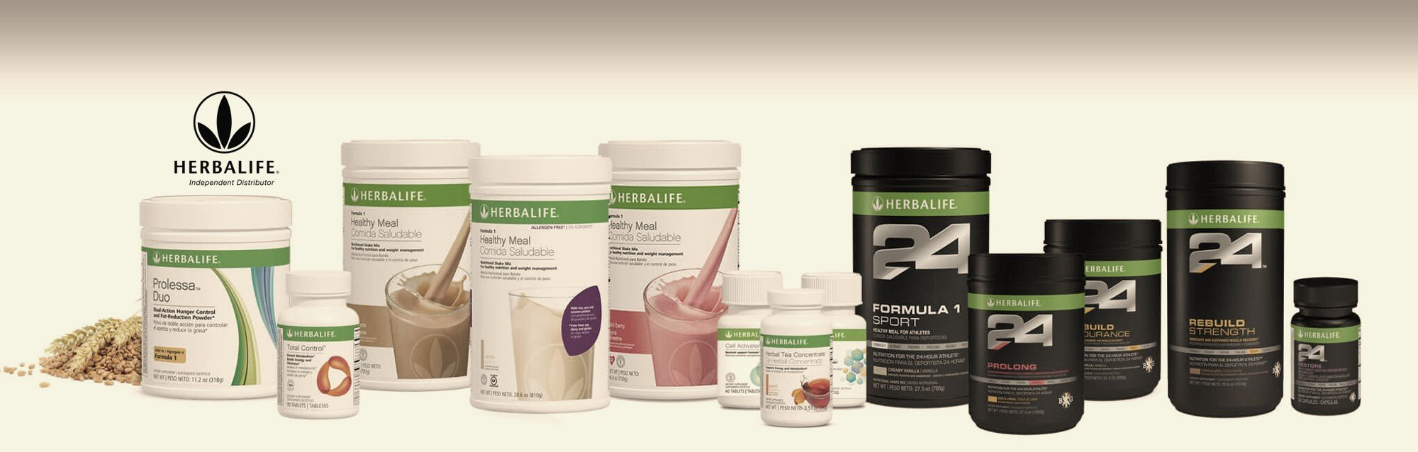 Herbalife Nutritional Products