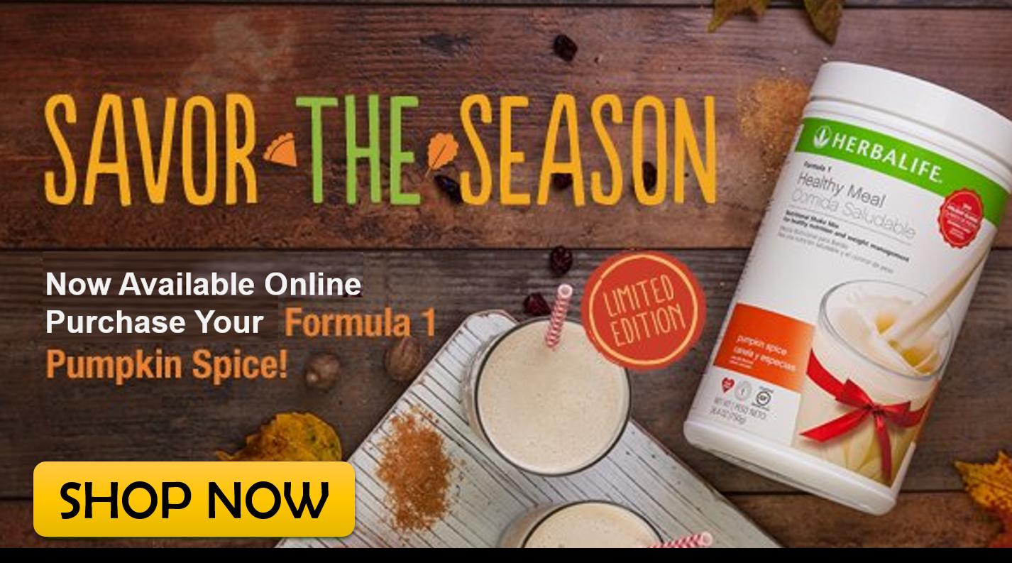 Herbalife Pumpkin Spice