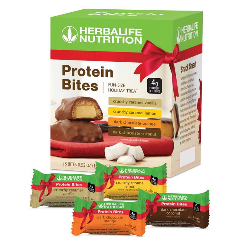 Herbalife Halloween Chocolate Bar Protein Bars