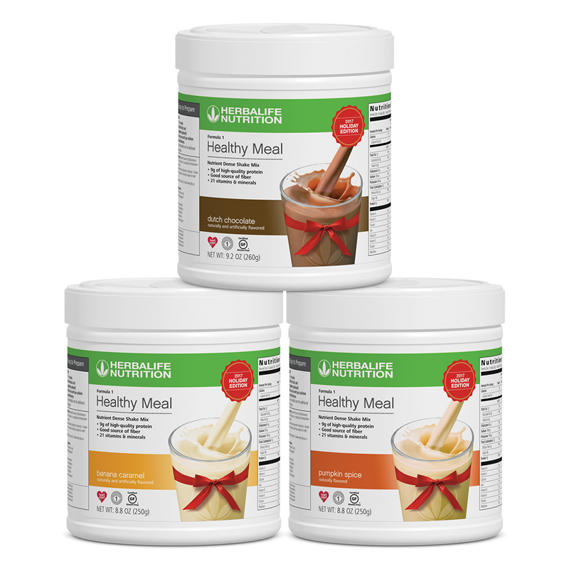 Trial Sized Herbalife Shake Mix