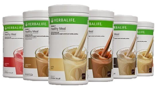 List of Herbalife Flavors USA 2017